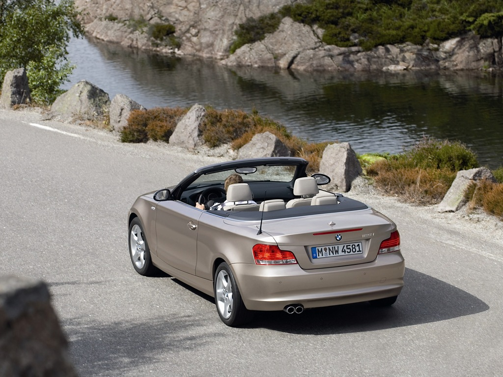 cabriolet 5 places bmw