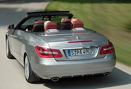 cabriolet 5 places mercedes