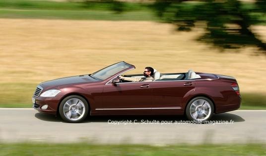 cabriolet 5 portes mercedes coupe