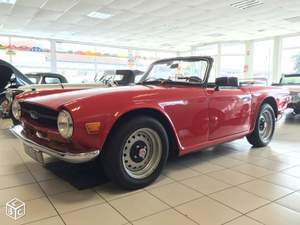 cabriolet 6 cylindres