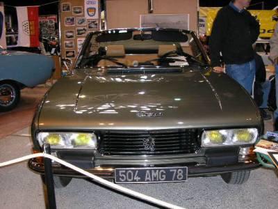 cabriolet 604