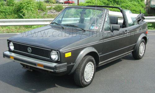cabriolet 86