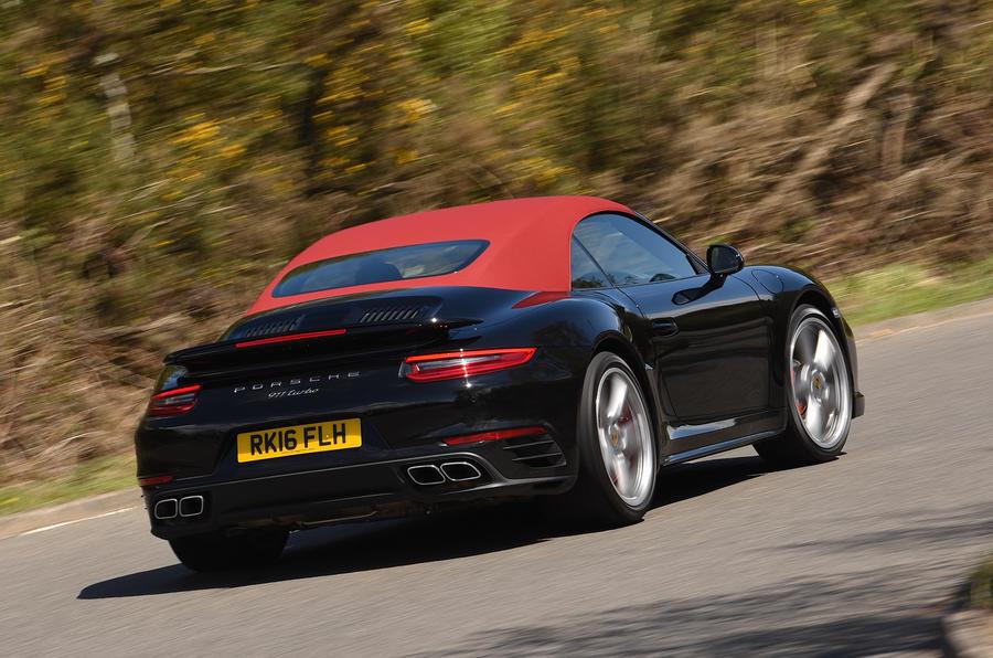 cabriolet 911 turbo