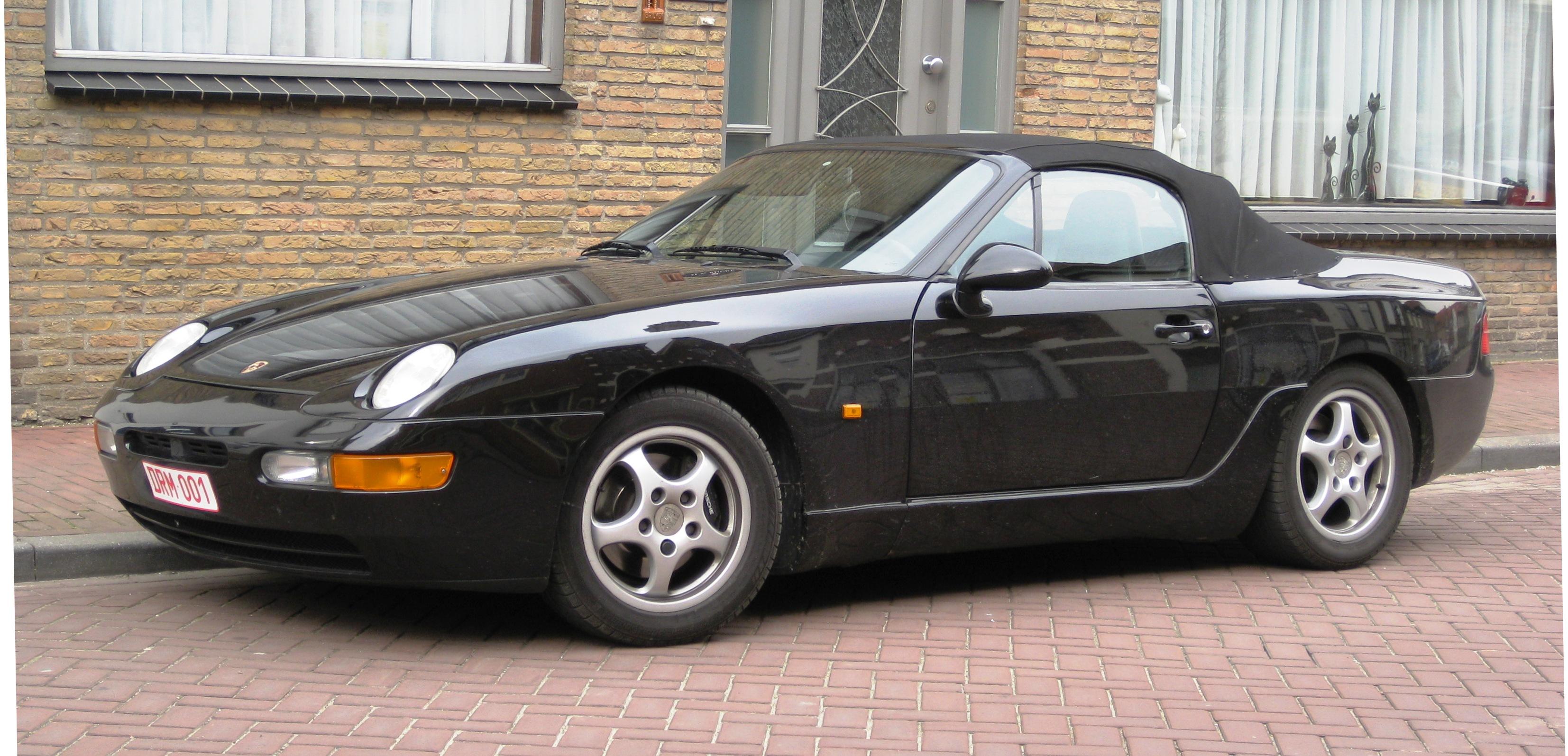 cabriolet 968