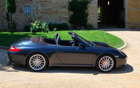 cabriolet 997