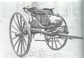 cabriolet a deux roues