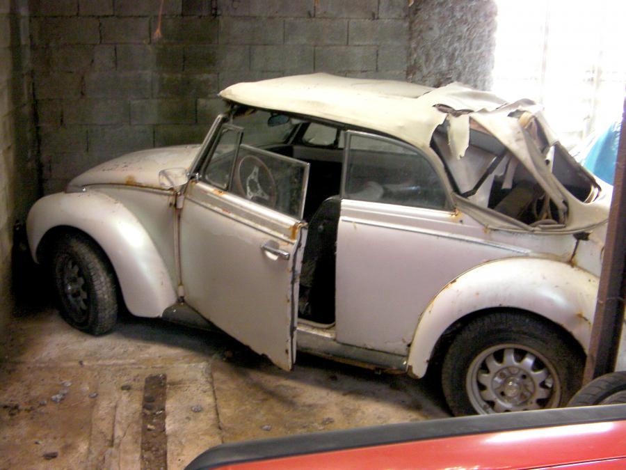 cabriolet a restaurer occasion