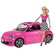 cabriolet barbie auchan