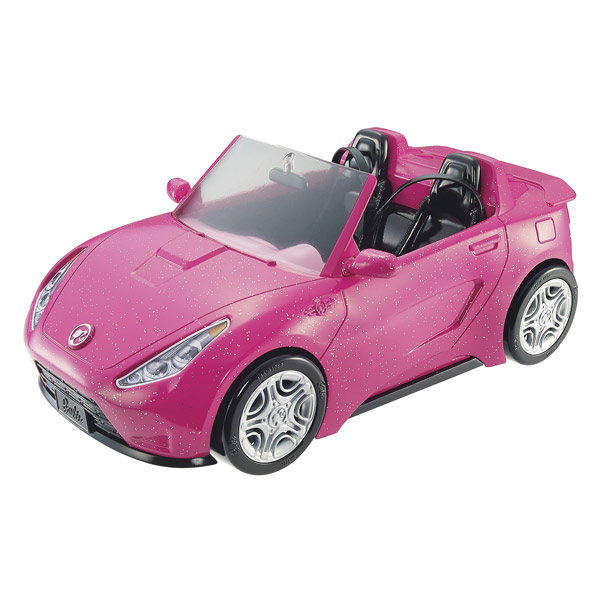 cabriolet barbie