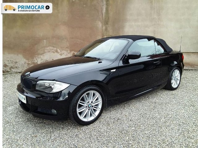 cabriolet bmw serie 1 occasion