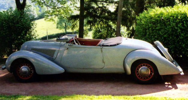 cabriolet d'exception
