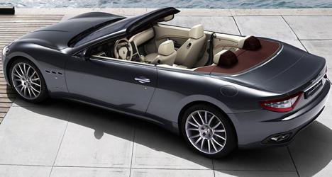cabriolet de luxe