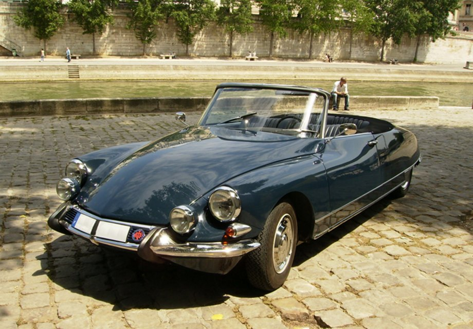 cabriolet ds