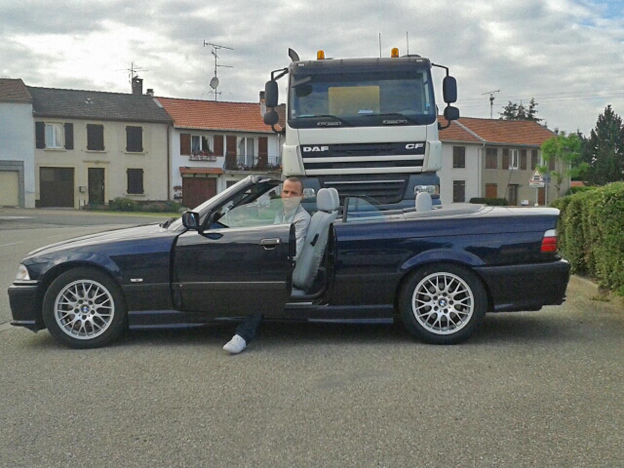 cabriolet e36