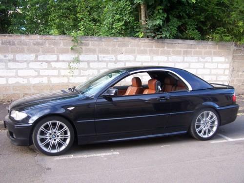 cabriolet e46