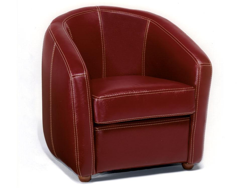 cabriolet fauteuil cuir