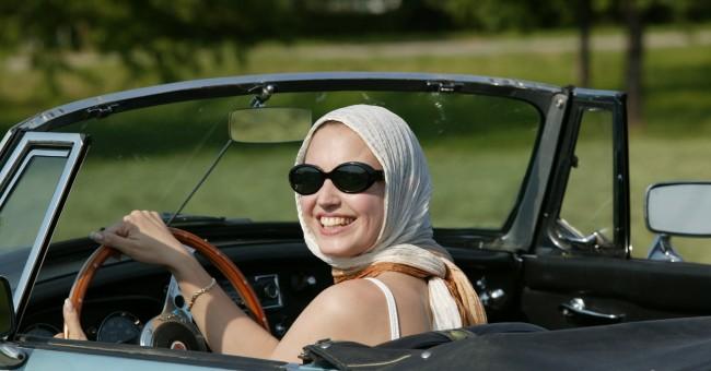 cabriolet femme