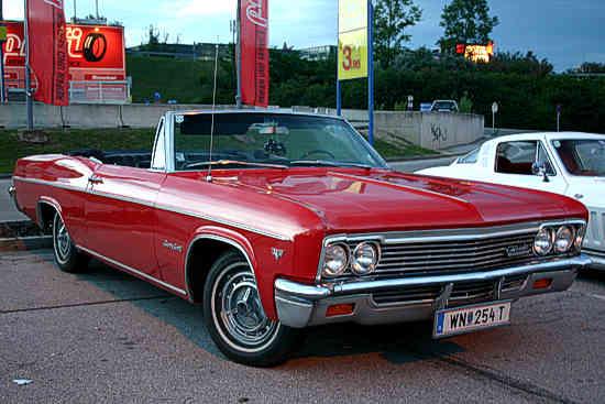 cabriolet impala