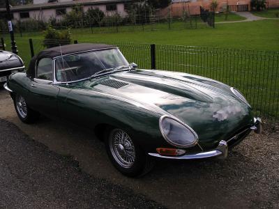 cabriolet jaguar collection