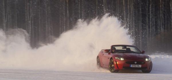 cabriolet neige