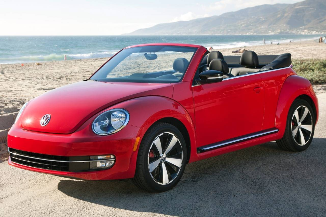 cabriolet new beetle 2015
