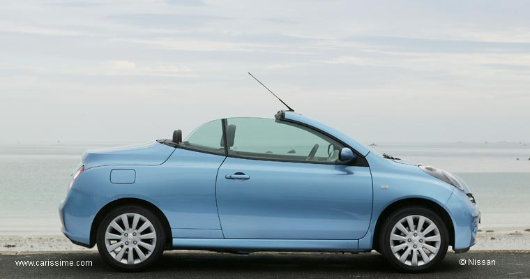 cabriolet nissan occasion