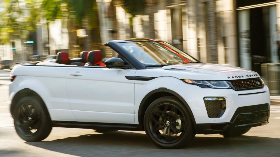cabriolet range rover