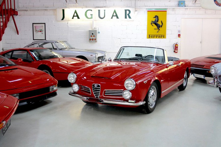 cabriolet rouge occasion