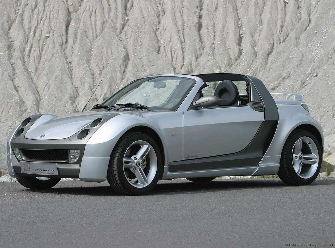 cabriolet smart roadster