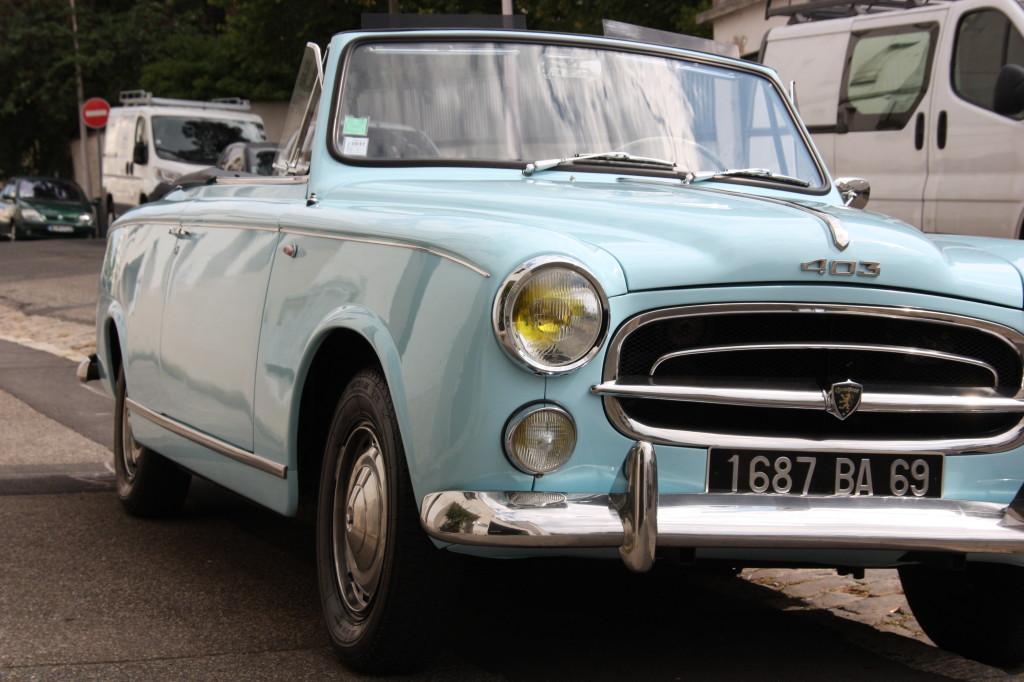 cabriolet vintage occasion