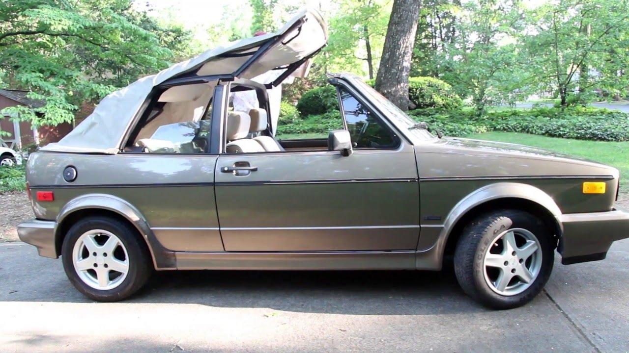 cabriolet vw convertible