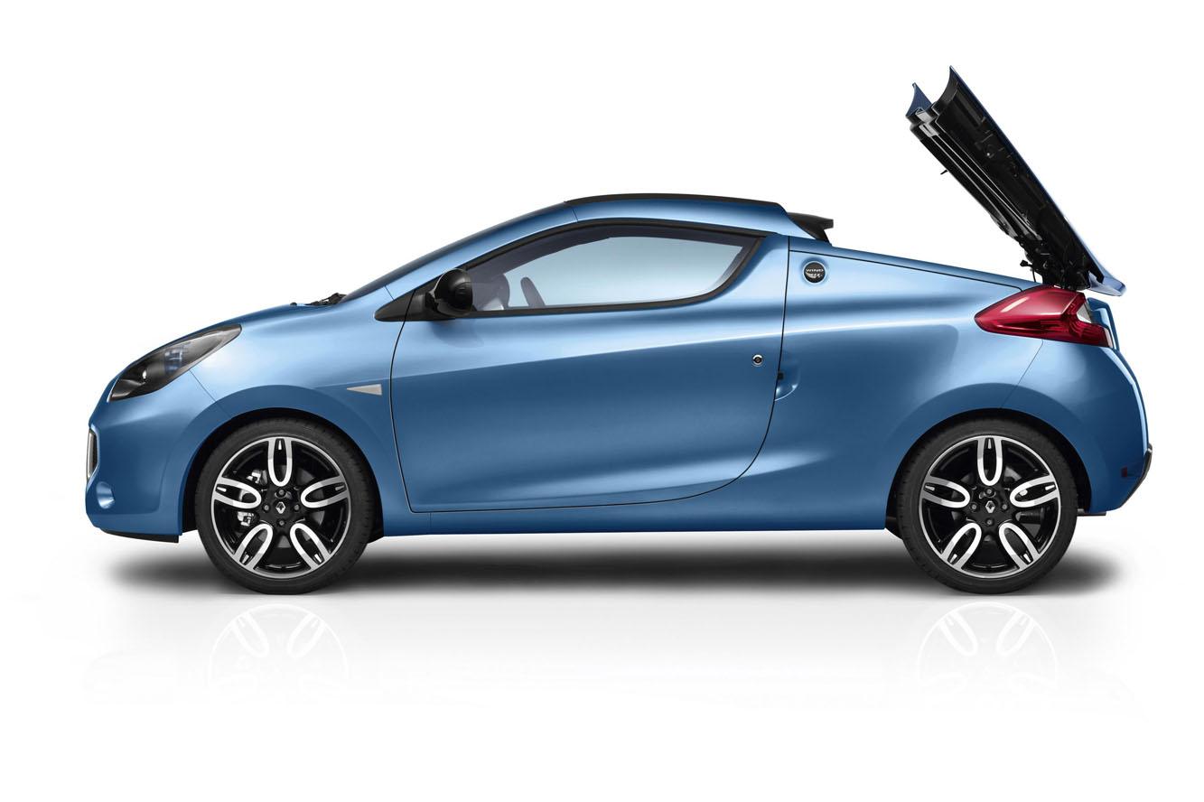 cabriolet wind renault