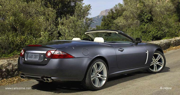 cabriolet xkr occasion