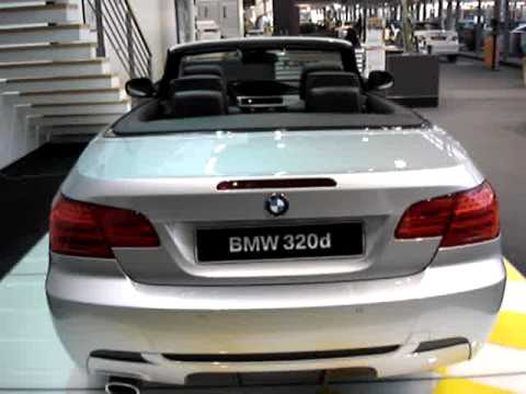 bmw cabriolet 2012