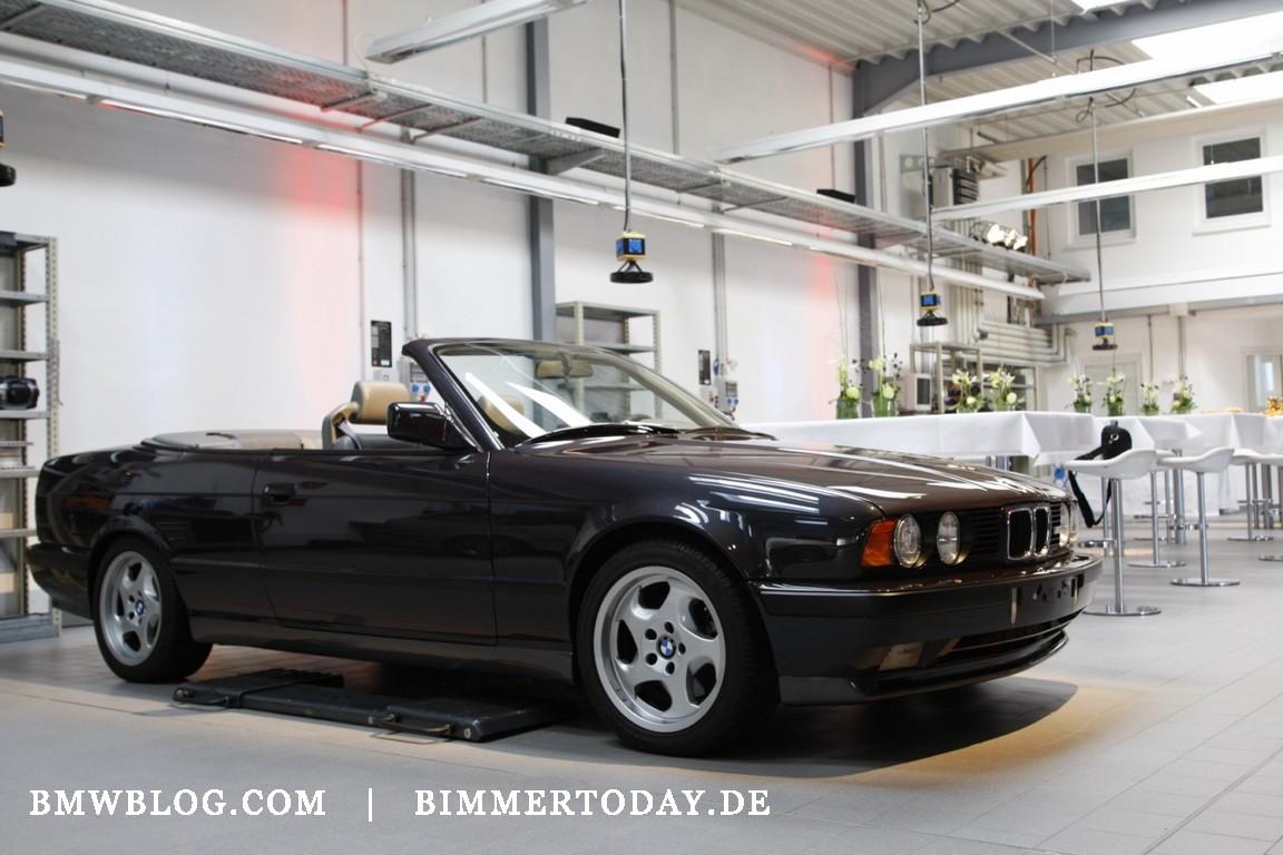 bmw cabriolet m5