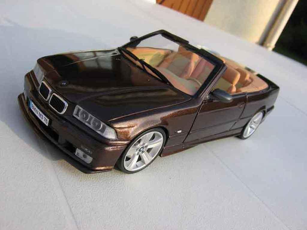 bmw cabriolet miniature