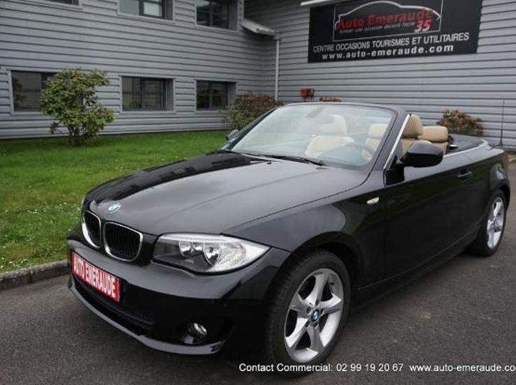 bmw cabriolet occasion serie 1