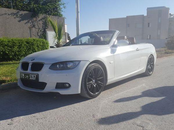 bmw cabriolet occasion tunisie