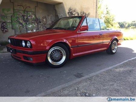 bmw e30 cabriolet vendre
