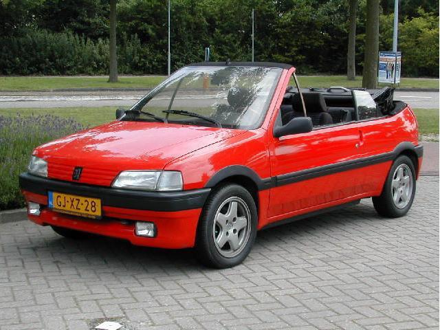 cabriolet 106