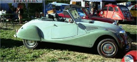 cabriolet 2cv