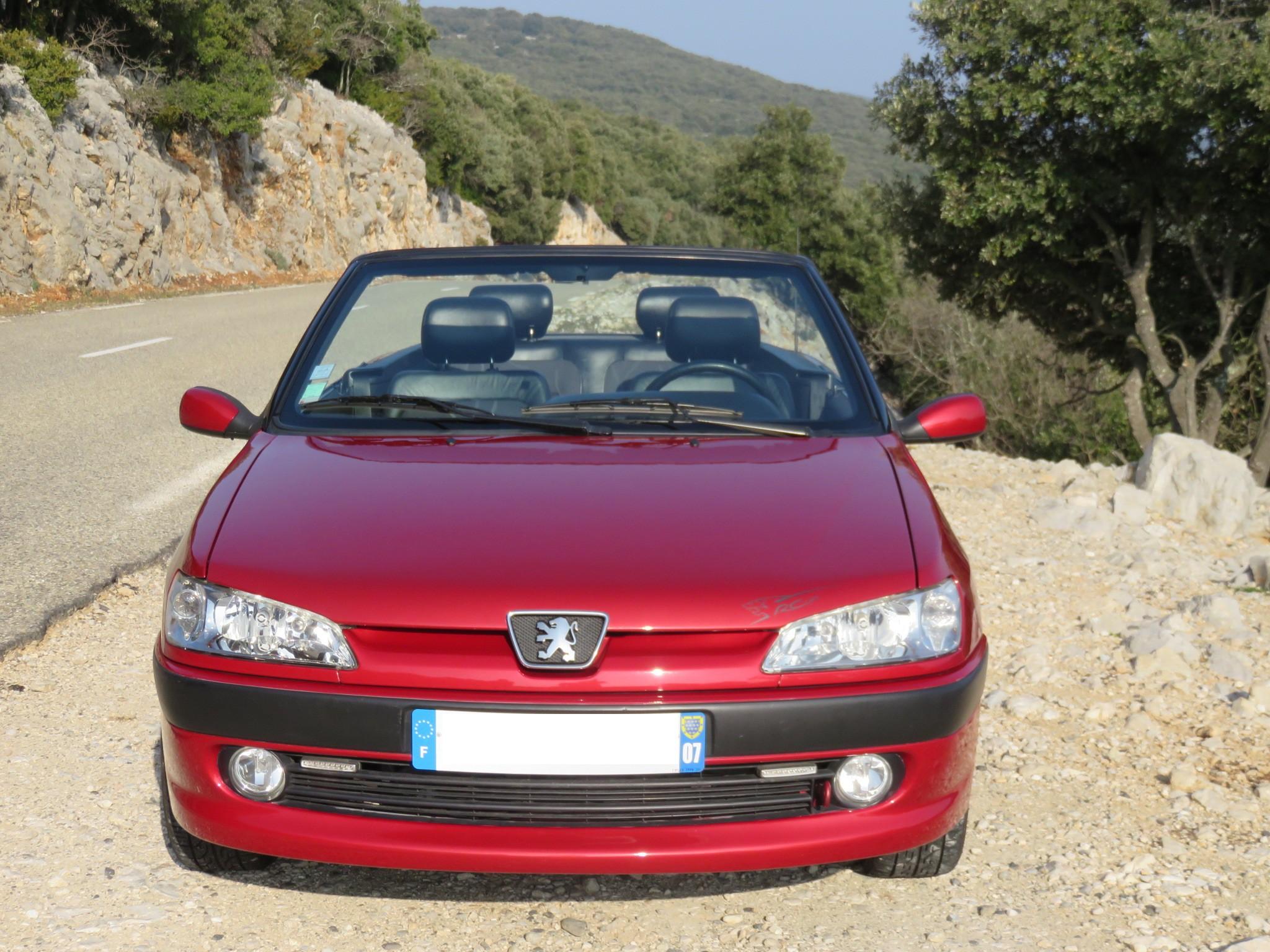 cabriolet 306 forum