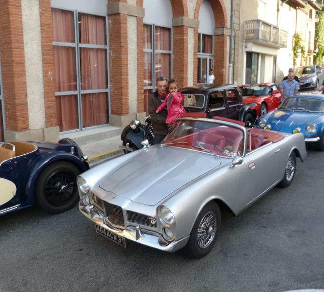 cabriolet 4 places collection