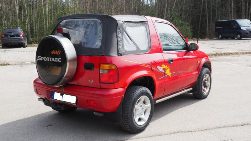 cabriolet 4x4