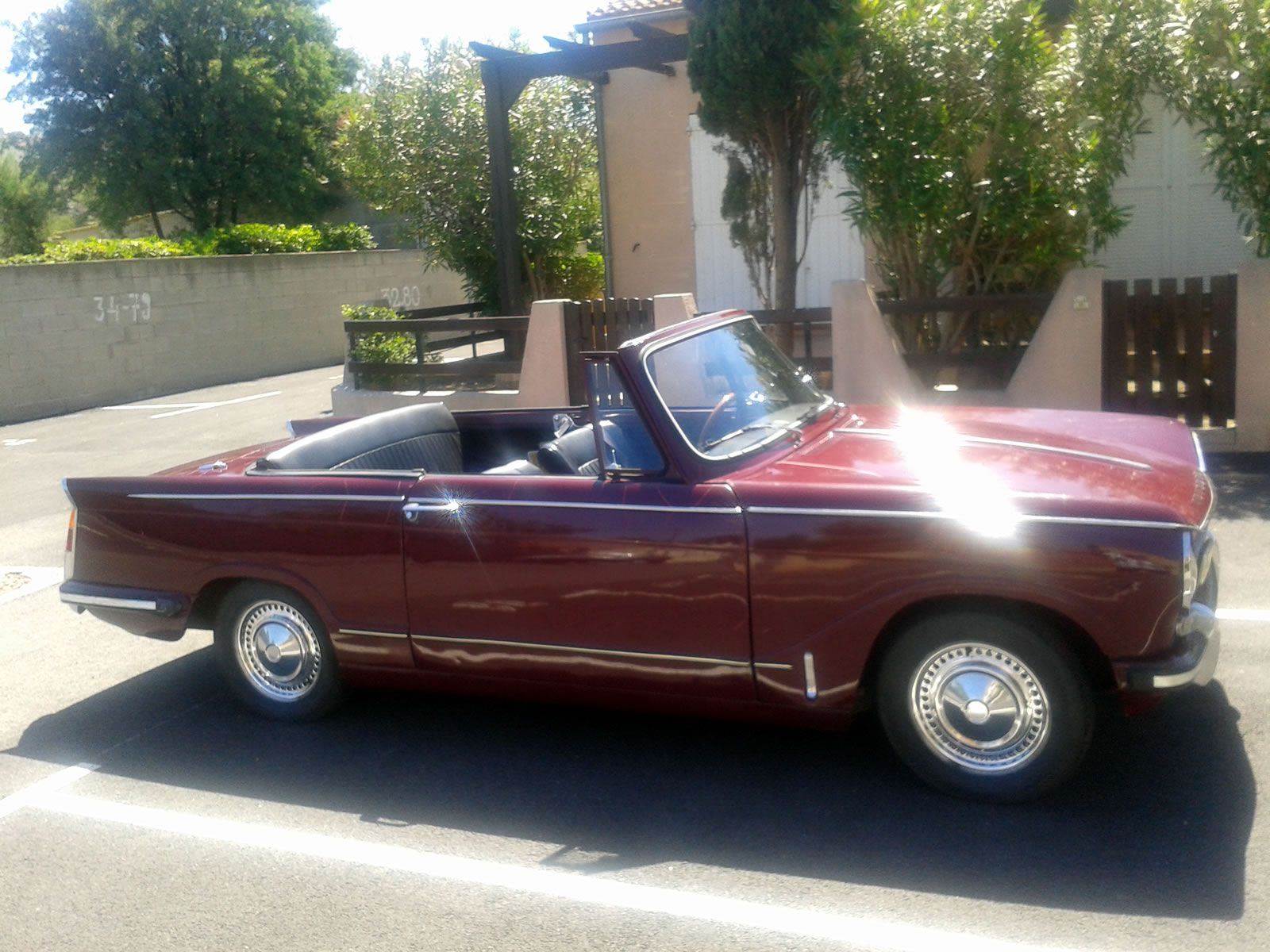 cabriolet 5 places collection