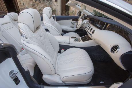 cabriolet 5 places mercedes