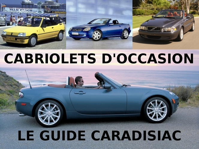 cabriolet d'occasion collection