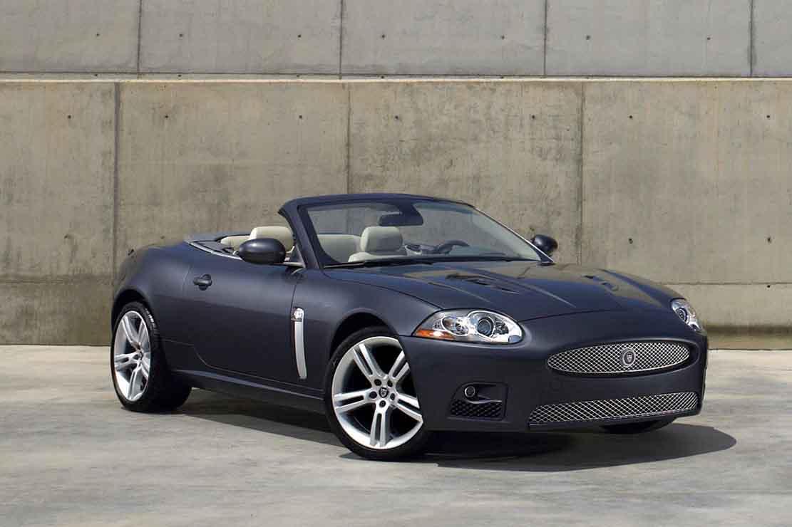 cabriolet jaguar